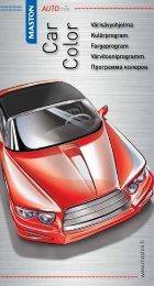 Car Color - Maston