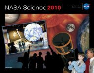 2010 NASA Science Mission Directorate - NASA's Earth Observing ...