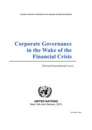 Corporate Governance in the Wake of the Financial Crisis