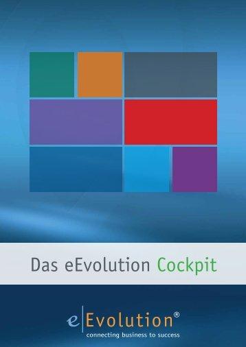 Das eEvolution Cockpit