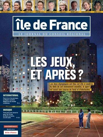 l'actualité - Ile-de-France
