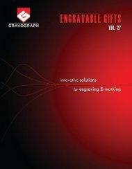 2010 Engravable Gifts Catalog Vol27 - Gravograph-New Hermes