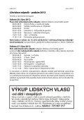 Hlas Loštic - jaro 2012 - Loštice - Page 4