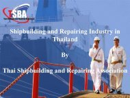 Shipbuilding and Repairing Industry in Thailand By Thai ...