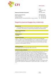 WJZ200750507 Regeling Jaarverslaggeving Onderwijs - DUO