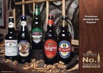 Premium Bottled Ale Report - bottled butcombe