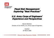 "Flood Risk Management: Exploring ""Best ... - (IFI)-Home Page"