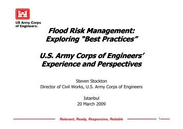"Flood Risk Management: Exploring ""Best ... - (IFI)-Home Page"