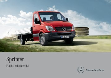 Sprinter - Mercedes-Benz