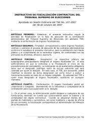 INSTRUCTIVO DE FISCALIZACIÓN CONTRACTUAL DEL ...