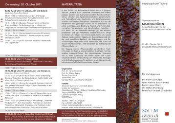 programm pdf 188 kb materialitten johannes gutenberg - Johannes Gutenberg Lebenslauf