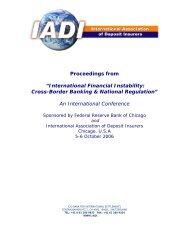 "Proceedings from ""International Financial Instability: Cross-Border ..."