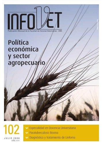InfoVet N° 102 - Facultad de Ciencias Veterinarias - Universidad de ...