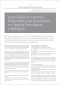 InfoVet N° 102 - Facultad de Ciencias Veterinarias - Universidad de ... - Page 3