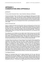 appendix 3 conservation area appraisals - Dorsetforyou.com