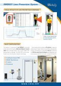 SMD601 Loss Prevention System - CEIA S.p.A. - Page 3