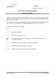 Application Form Page 1