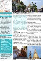 KLASSISCHES THAILAnD - Mader Reisen