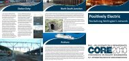 Revitalising Wellington's Network - KiwiRail
