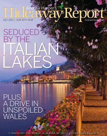 July 2013 - Grand Hotel Tremezzo