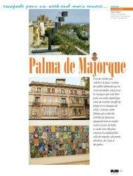 Palma - Magazine Sports et Loisirs