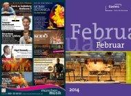 Der Gasteig im Februar 2014
