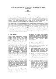 Pengembangan Basis Data Sumber Daya Mineral Dan Batubara