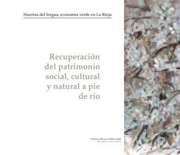 Huertas del Iregua, economía verde en La Rioja