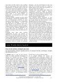 Tours de cochon : heurts et malheurs du porc - Mission d'animation ... - Page 6