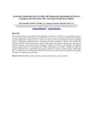 estudo comparativo e tre métodos de determi ação da e ergia de ...