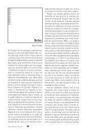Boletín Música 34.indd - Casa de las Américas
