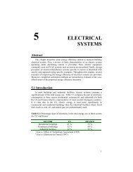 electrical systems - Civil, Environmental, and Architectural Engineering