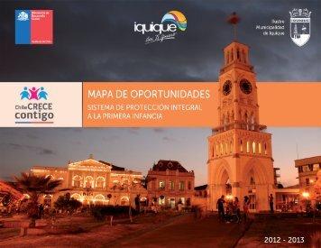 Revisa este Mapa de Oportunidades Aquí - Chile Crece Contigo