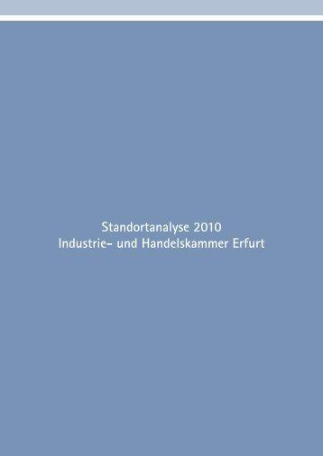Die Standortfaktoren im Einzelnen - zgtonline.de