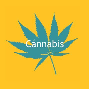 Cannabis (folleto) - Plan Nacional sobre drogas