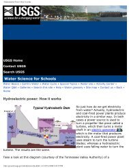 Hydroelectric Power: How it works - Afghan