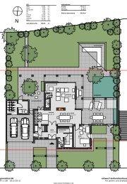 entwurf einfamilienhaus für jasmin und andreas grundriss EG M 1 ...