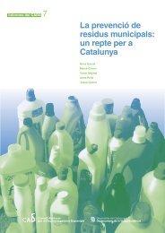 La prevenció de residus municipals: un repte per a Catalunya