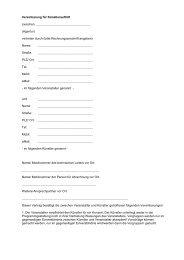 Vereinbarung für Künstlerauftritt