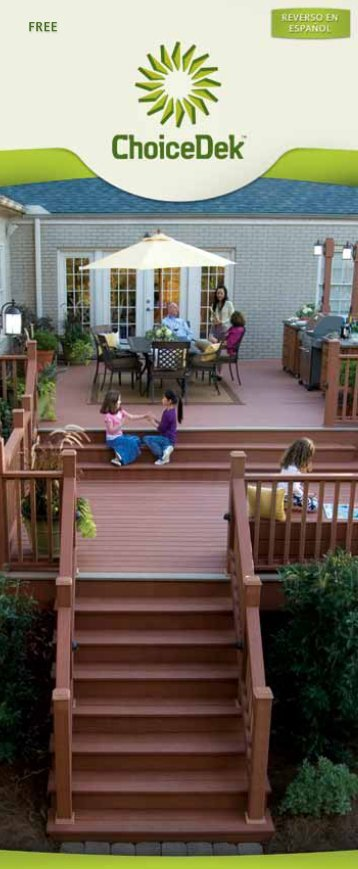 ChoiceDek - Composite decking And Railing Products