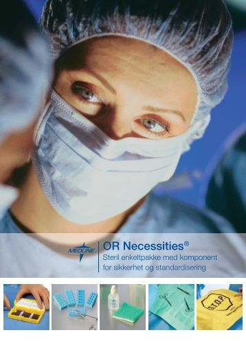OR Necessities® - Medline