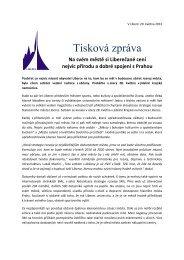 TZ - strategie rozvoje - setkání s občany.pdf - Statutární město Liberec