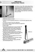 Akron Hardware Product Catalog Version 3.0 - Page 2