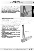 Akron Hardware Product Catalog Version 3.0 - Page 3