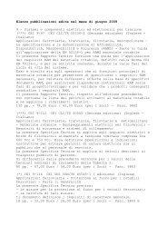 norme CEI giugno 2009 - Sicurweb