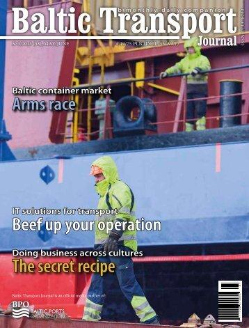 PDF preview of BTJ 3/2013 - Baltic Press