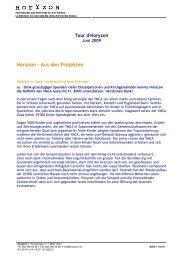 Tour d'Horyzon 2-2009 [pdf]
