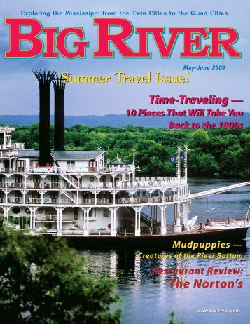 Big River Magazine, May-June 2006