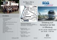 Einladung zum Herbstfest bei S&G in Offenburg - S&G Automobil ...