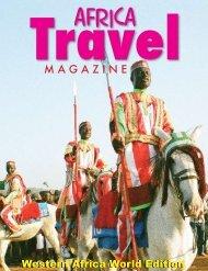 Western Africa - air highways - magazine of open skies, world ...